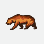 Brown Bear logo design