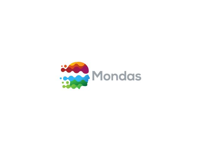 mondas logo design