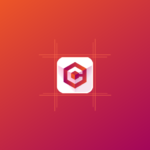C hexagon box Icon Design
