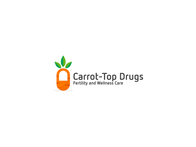carrot-top drugs carrot pill logo