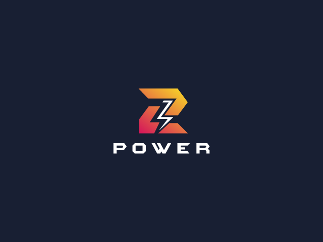 power logo design tunder