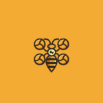 Wasp logo design