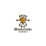 Blockchain sensei tech character