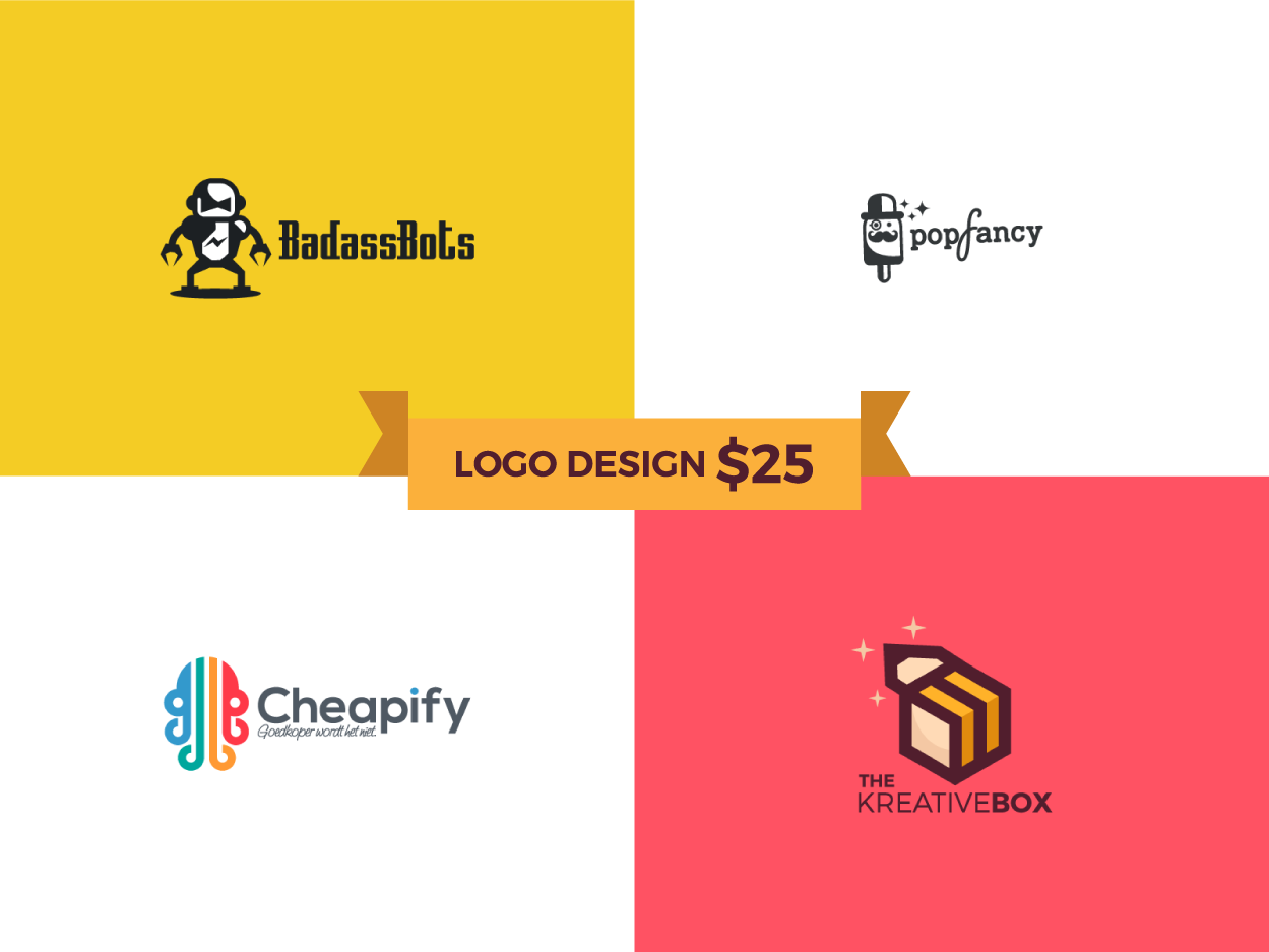 logo design for $25
