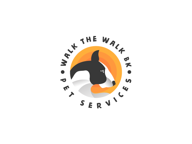 Dog logo design terrier
