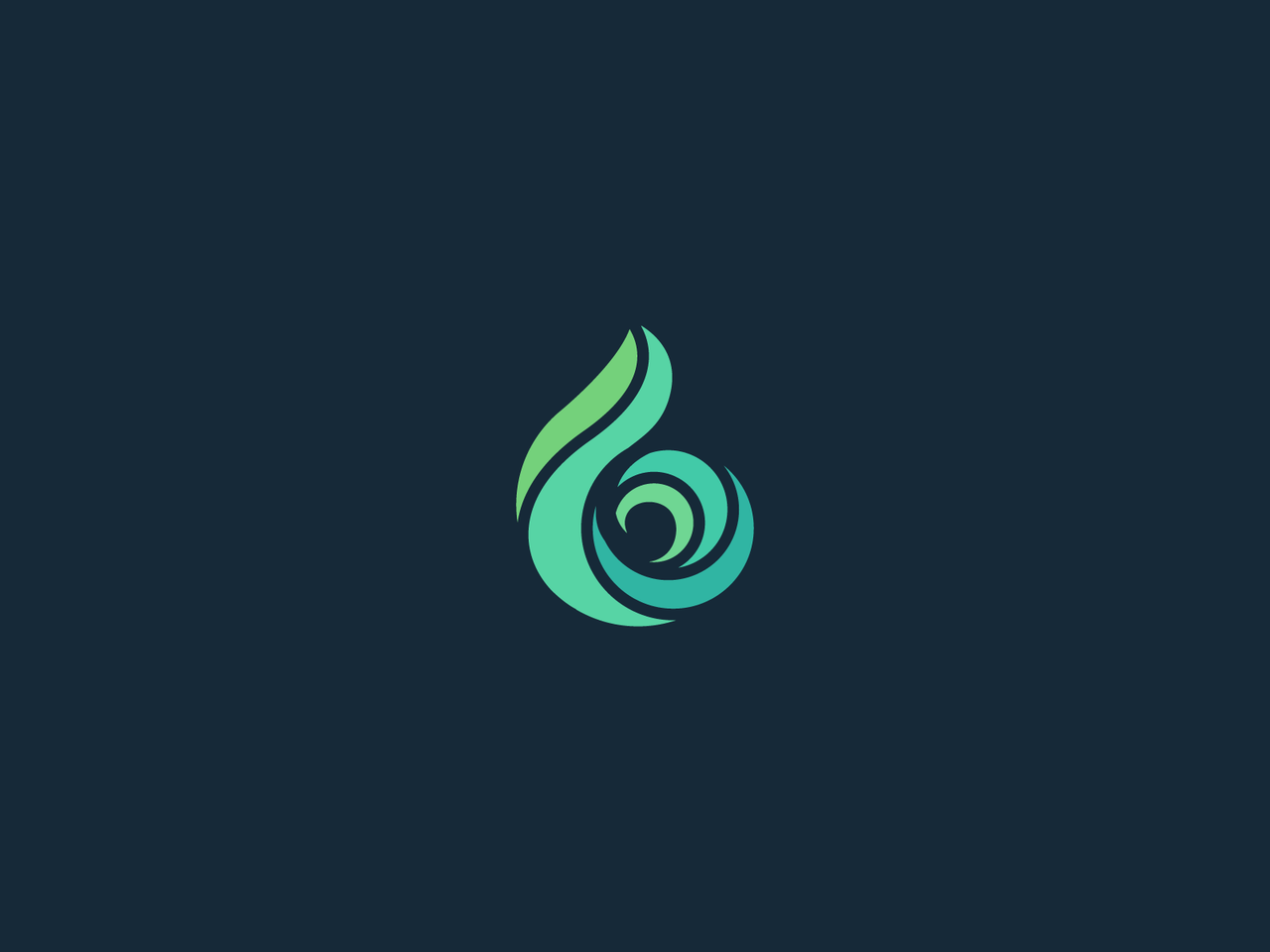 Abstract G Logo