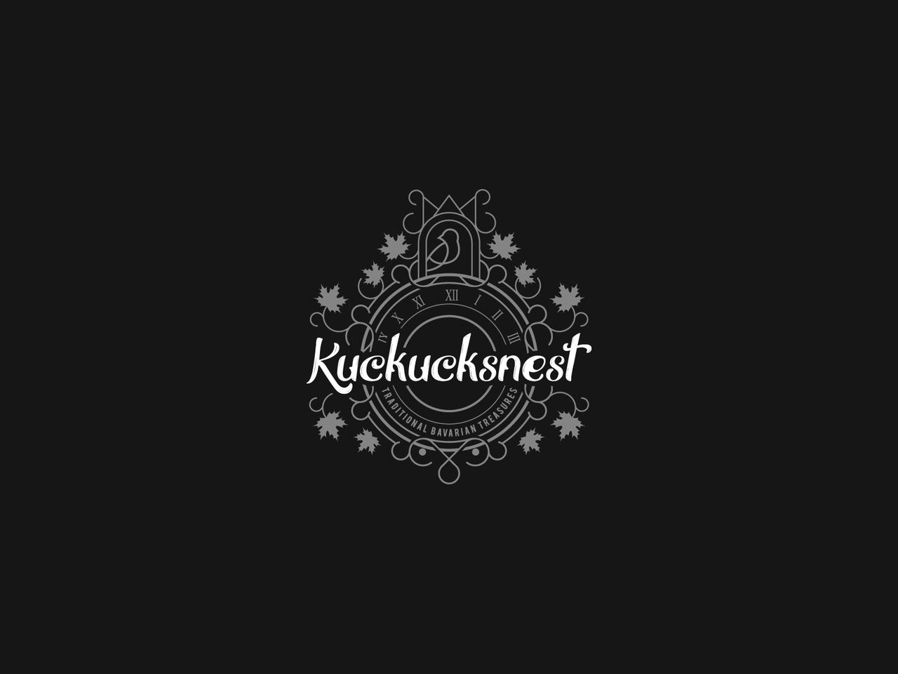 Kuckucksnest Logo design