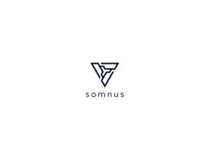 Somnus logo design