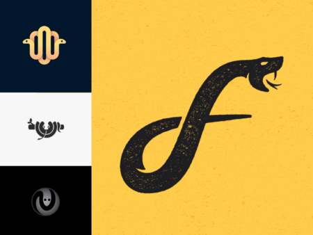 40+ Amaizing Snake Logos For Inspiration