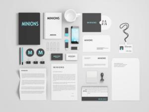 full branding design