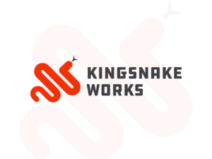 Red Kingsnake logo