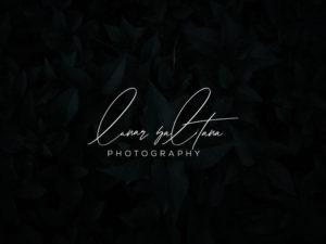 lunar solitana luxury logo design