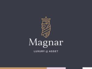 king luxury logo design