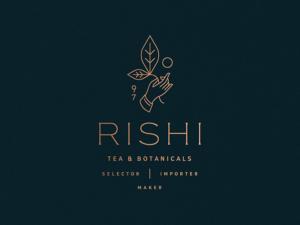 tea luxury logo design