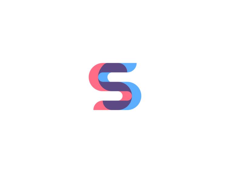 S letter logo design inspiration