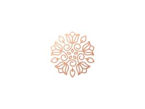 wildbloom luxury logo design
