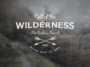 Call of the Wilderness Logo Design