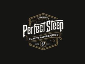 perfect steep vintage retro logo design