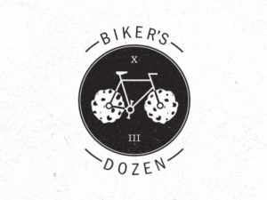 Biker`s Dozen Logo Design