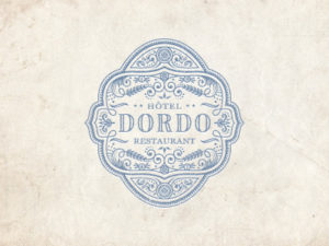 Dordo Vintage Logo Design