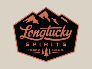 Longtucky Spirits Vintage Logo Design