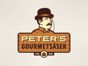 Peters Logo Design