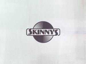 Skinny Vintage Logo Design
